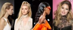 HOT HAIR TRENDS FOR SPRING/SUMMER 17